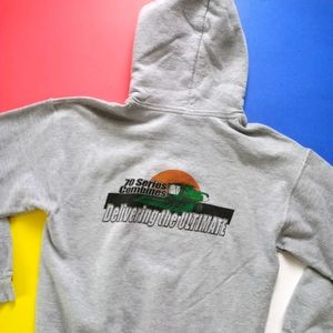 John Deere Harvester Works Sweatshirt
